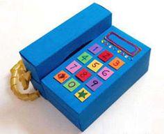 Fun Box Telephone