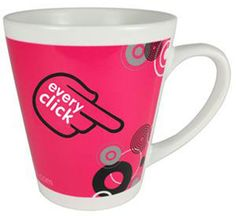 Compared to other forms of advertising, promotional items represent great value for money, with a low cost per impression due to their great longevity, and better brand recall than TV or radio advertising. Branded Mugs, Radio Advertising, Sublimation Mugs, Mug Printing, Ceramic Mugs, Corporate Gifts, Best Brand, Promotion, Projects To Try