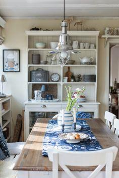Unsere Küche im April - Seelensachen