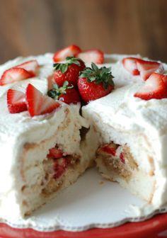 25 Heavenly Angel Food Cake Recipes | Brit + Co
