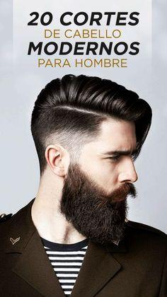 Beard Styles For Men, Hair And Beard Styles, Curly Hair Styles, Barber Haircuts, Haircuts For Men, Gents Hair Style, Beard Haircut, Men Hair Color, Trending Haircuts