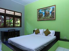 Bali RedDoorz @ Dewi Sita Seminyak Indonesia, Asia Ideally located in the prime touristic area of Seminyak, RedDoorz @ Dewi Sita Seminyak promises a relaxing and wonderful visit. The hotel offers a wide range of amenities and perks to ensure you have a great time. To be found at the hotel are free Wi-Fi in all rooms, 24-hour front desk, 24-hour check-in. Each guestroom is elegantly furnished and equipped with handy amenities. The hotel offers various recreational opportunities...