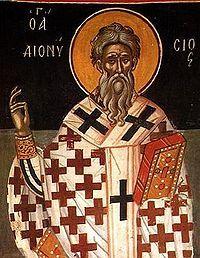9 de octubre: San Dionisio, obispo de Alejandría.