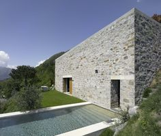Gallery of Building in Brione / Wespi de Meuron Romeo Architects - 4