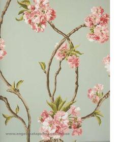 Orchid Blossom tapeter från Nina Campbell® (NC131-02) hos Engelska Tapetmagasinet. Köp fraktfritt online eller besök butiken i Göteborg.
