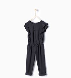 Image 1 of Jacquard jumpsuit from Zara