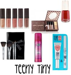 Love mini make-up that fits in clutch bags!  http://www.twinklestyleandtravel.co.uk