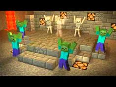 ♪ Top 10 Minecraft Songs - 2015 Best Animated Minecraft Music Video's ever