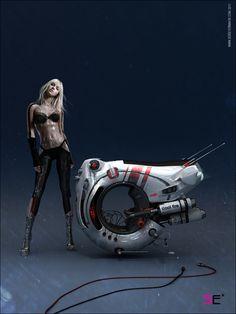 SPACE DESIGN - SERGEYERMAKOV.com