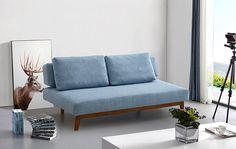 Диван-кровать Smart, голубой | Купить по цене 33 000 р.