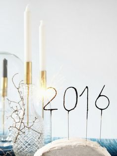 DIY New Year's Decoration Ideas - monsterscircus