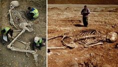 Conspiracy Feeds: Οι μυθολογικοί Γολιάθ και oι αρχαιολογικές αποδείξ...