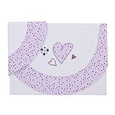 5bfd606efa Mamam Happy oggi ti consiglia questo set Set di lenzuola per culla o  carrozzina in rosa