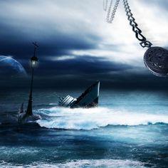 'Ocean Pendulum' by BeyondHorizon Waves, Ocean, Inspired, Outdoor, Inspiration, Art, Musik, Outdoors, Biblical Inspiration