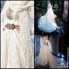 Beautiful circassian dress! I would absolutely wear it in my wedding :) I love it