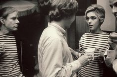 Edie Sedgwick the hipster of her time.