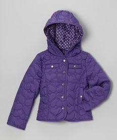 Patagonia Baby Down Sweater Jacket Violetti Purple Toddler Girls ...