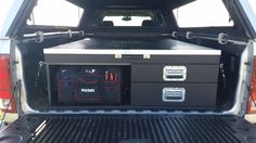 Truck Bed Storage System - Expedition Portal