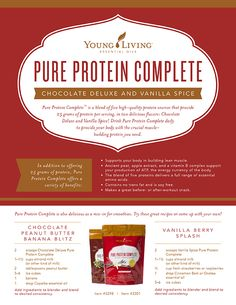 Soy Free Vitamin Packed Protein found HERE... https://www.youngliving.com/vo/#/signup/start?sponsorid=2736060&enrollerid=2736060