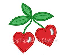 Applique Machine Embroidery Design