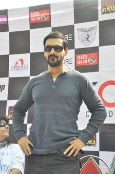 John Abraham and Sonu Sood Flag off  Super 600 Bikers Rally.
