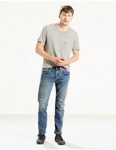 501R Skinny Stretch Jeans 34x32