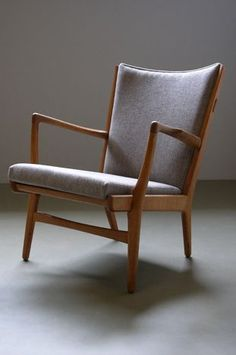 The Modern Warehouse - Furniture - Hans Wegner AP16 Armchair