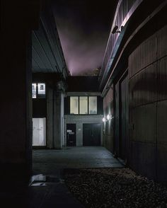 Dark City Series. William Eckersley. (Lighting, Photography)