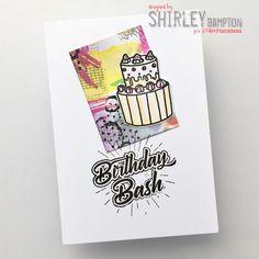 shirley-bee's stamping stuff