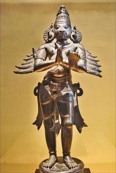 Garuda Dev The Mount Of God Vishnu