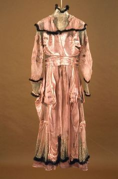 Girolamo Giuseffi dress, 1910s