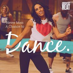 It's true... we should have our dancing shoes (or cowboy boots) ready to go at all times!  That's why I love the new Country Heat workout from Beachbody.  I burn a ton of calories while dancing to awesome country music.  Doesn't get any better than that!