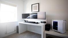 Clean Setup V2 - LOTS OF WHITE - Imgur