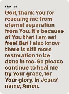 Prayer Scriptures, Bible Prayers, Faith Prayer, God Prayer, Prayer Quotes, Powerful Morning Prayer, Good Morning Prayer, Morning Prayers, Prayers For Strength And Healing
