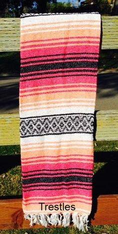 Mexican Baja Blankets
