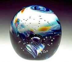 Ashes in Glass ~ Beautiful hand crafted memorial glass art from White Elk's Visions in Glass Stained Glass Tattoo, Glass Art Pictures, Glass Floats, Blown Glass Art, Glass Pumpkins, Marble Art, Glass Marbles, Glass Beads, Glass Texture