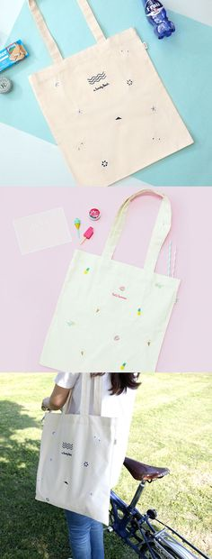 Stylish and Sturdy, the Summer Cotton Shoulder Bag is your ultimate bag for this summer!