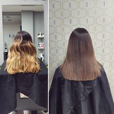 #colorhair #bronde #haircut