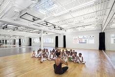 Gallery of Dwana Smallwood Performing Arts Center / Jordan Parnass Digital Architecture - 4