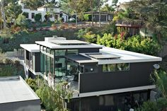 A multi-generational home in San Diego, California, elegantly combines sustainability and luxury.