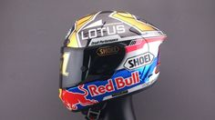 Shoei X-Spirit II M.Marquez Australia 2012 - World Champion Moto2 2012 by Drudi Performance