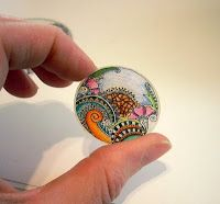 The Best Free Crafts Articles: Shrinky Dinks Tutorial By June Crawford of A Creative Dream