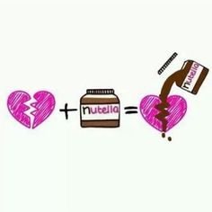 #nutella #chocolate
