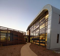 City of Hindmarsh Shire Council's new Civic Centre / K20 architetcure