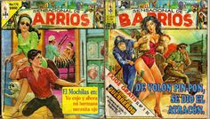 Sensacional De Barrios, Editorial Ejea, Comic.
