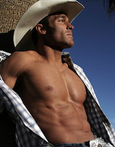 Great Looking Guys: Cowboys, jeans and a scattering of other eye candy