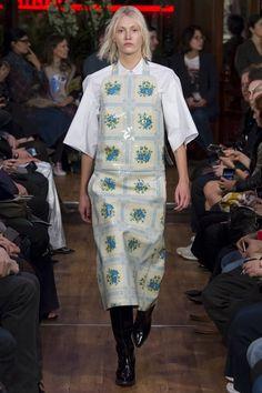 Meet the new generation of Paris Fashion Week designers - Jacquemus, Vetements, Carven, Nina Ricci, Guy Laroche, Courrges, Mugler (Vogue.co.uk)