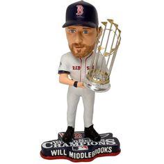 Will Middlebrooks Boston Red Sox 2013 World Series Champions Bobblehead