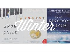 5 Outdoor Books to Read in Winter // Alpine Lily