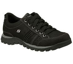 d2518c13008 Buy Skechers UK - Grand Jams - Replenish in Black Dress Shoes